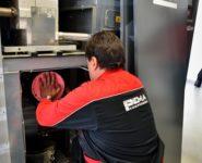 Údržba stacionárních kompresorů