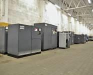 Stacionární kompresory