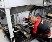 Generální opravy kompresor Atlas Copco
