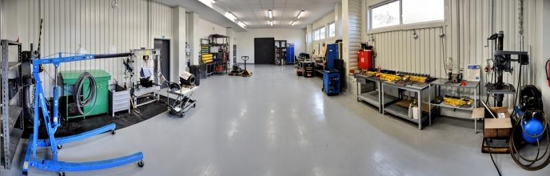 Generální opravy kompresorů Atlas Copco