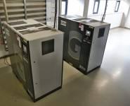 Nové kompresory Atlas Copco
