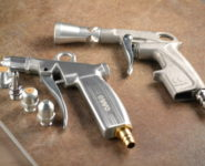 Úprava stlačeného vzduchu_ofukovací pistole