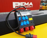 Půjčovna PEMA Kompresory_ rozvaděče elektrocentrály