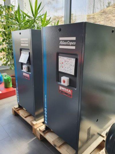 Atlas Copco GA11 VSD+ FF