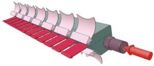 Funkce vzduchových nožů