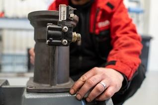 Servis kompresoru, generální oprava