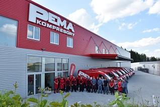Profil společnosti Kompresory PEMA
