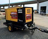 Půjčovna elektrocentrál Kompresory PEMA