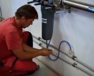 Rozvody stlačeného vzduchu Kompresory PEMA