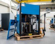 servis a revize kondenzačních a adsorpčních sušících jednotek