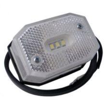 Přední svítilna obrysová LED