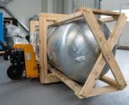 revize tlakových nádob Atlas Copco