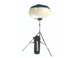 Osvětlovací balóny Doosan