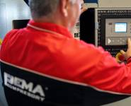 nové stacionární kompresory Atlas Copco