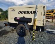 půjčovna pojízdných kompresorů Doosan