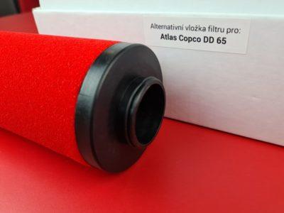 Alternativní filtr Atlas Copco DD 65