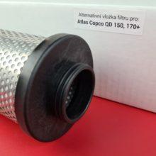 Atlas Copco QD 150, QD 170+