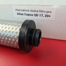 Atlas Copco QD 17, QD20+