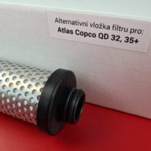 Atlas Copco QD 32, QD 35+
