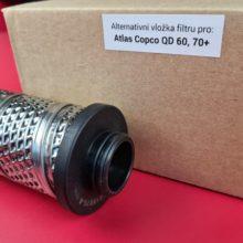 Atlas Copco QD 60, QD 70+