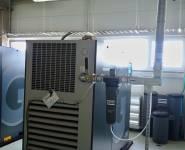 Atlas Copco sepárator olej voda