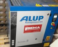 Kompresory Alup řada Sonetto