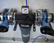 filtrační řešení stlačeného vzduchu