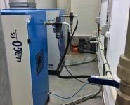 kompresory a filtry vzduchu Alup