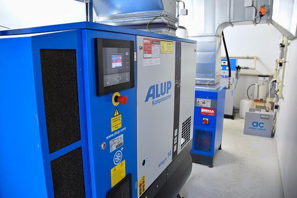 Kompresory Alup