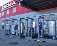 kontejnerové kompresorové stanice