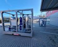 kontejnerové kompresorové stanice pro Dukovany