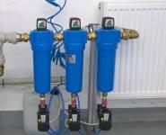 odvaděč kondenzátu ze vzduchových filtrů