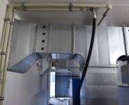 řešení kontejnerové kompresorové stanice