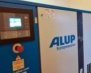 servis kompresoru Alup