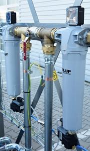 vzduchové filtry Alup