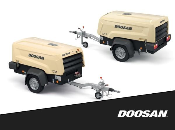 Nová platforma kompresorů Doosan