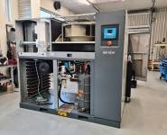 generální oprava kompresoru Atlas Copco GA75 FF