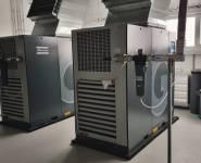 kompresory a úprava vzduchu Atlas Copco