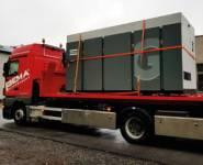 půjčovna elektrických kompresorů Atlas Copco