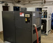 servis kompresoru Atlas Copco GA37