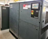 servis kompresoru Atlas Copco GA45