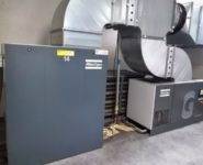 servis stacionárních kompresorů